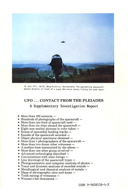 Back Cover of Oringinal Book